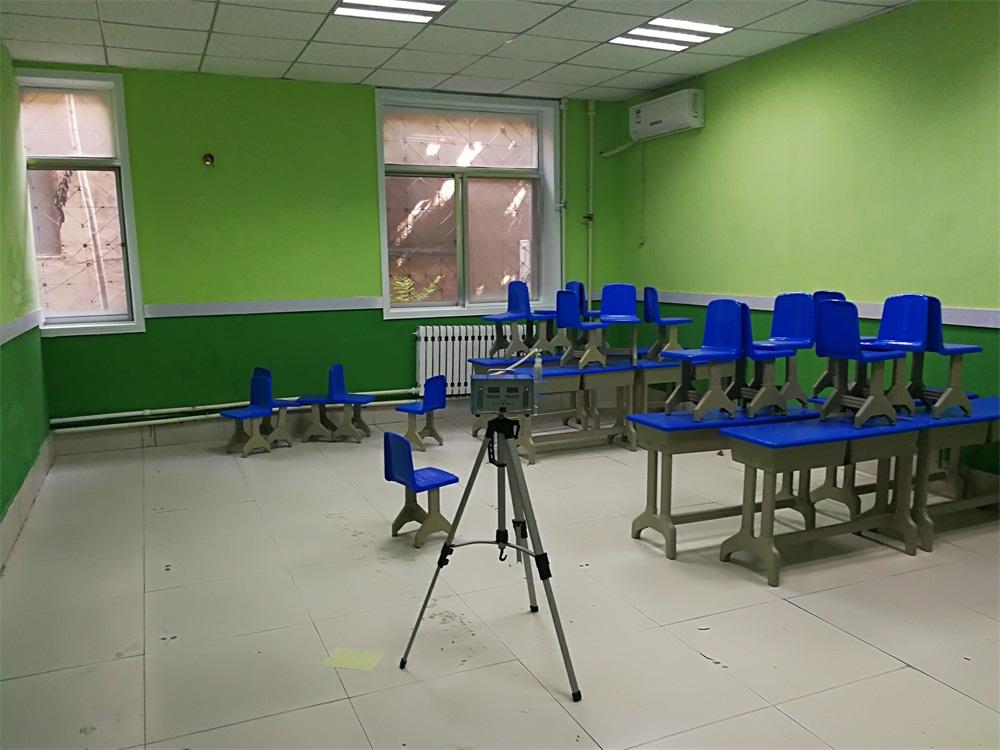 幼儿园空气检测